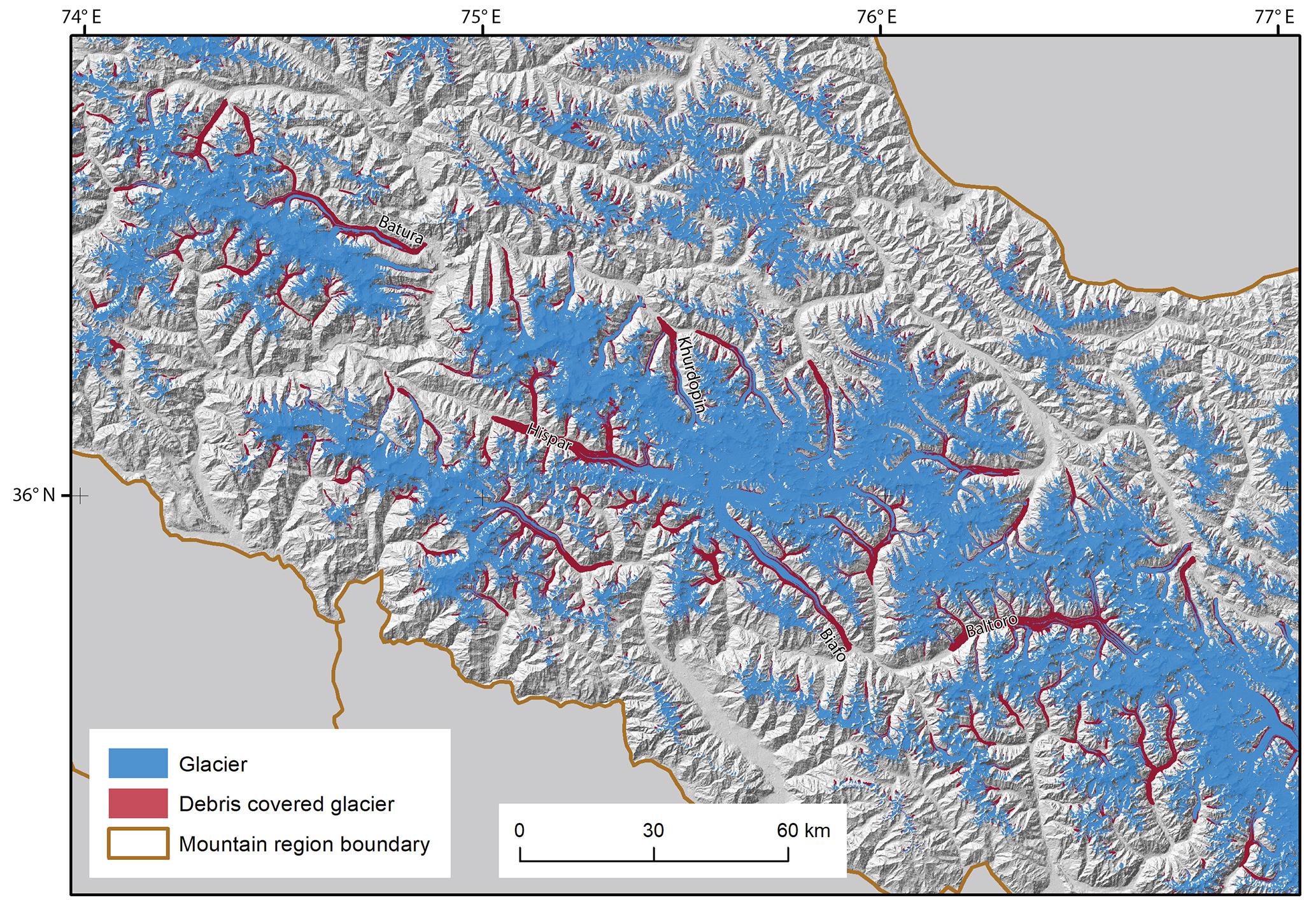 ESSD - A consistent glacier inventory for Karakoram and