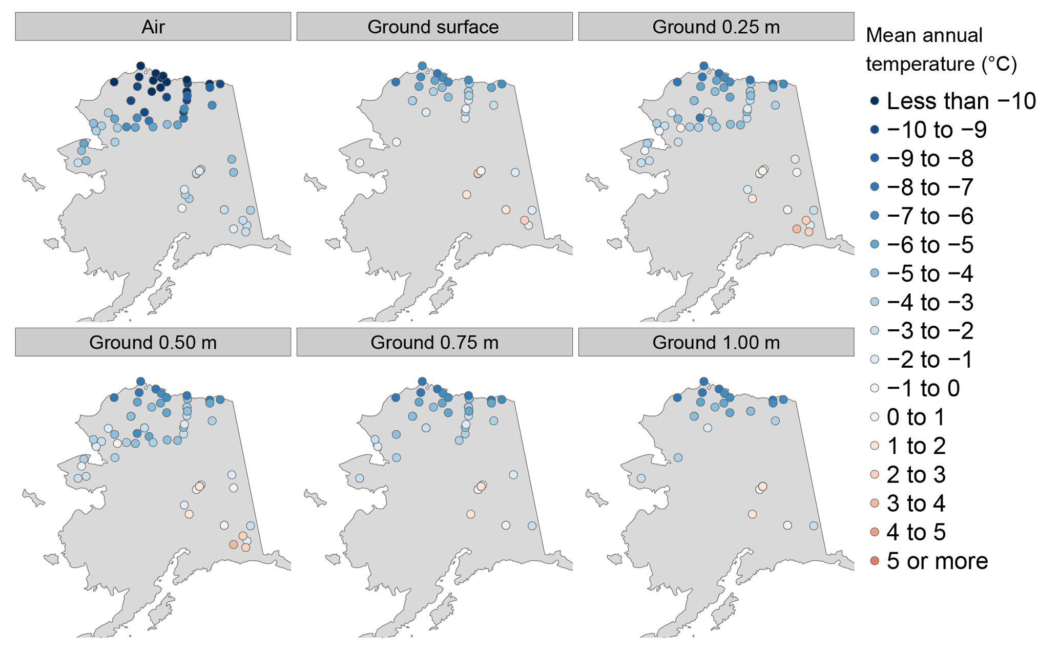 ESSD - A synthesis dataset of permafrost-affected soil