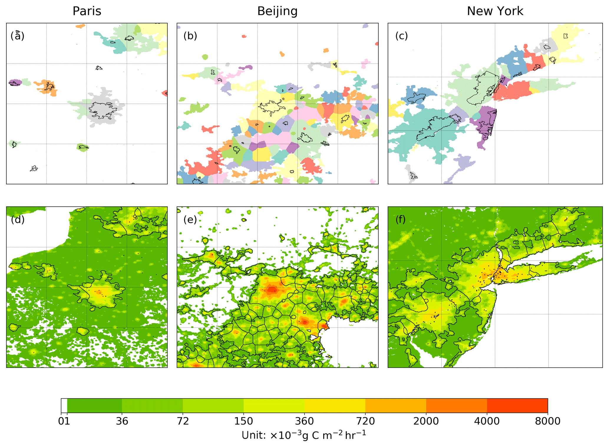 ESSD - A global map of emission clumps for future monitoring of