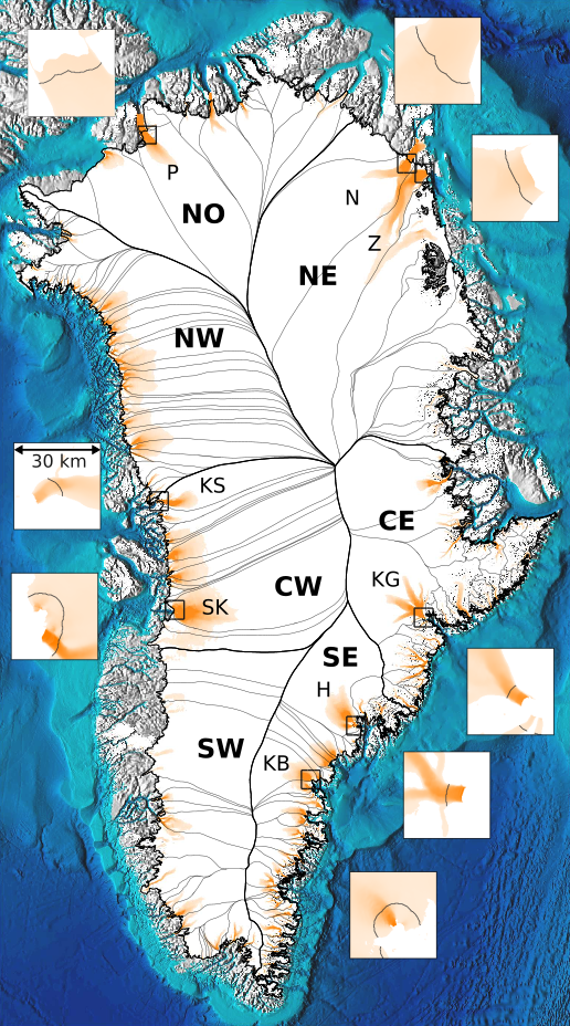 ESSD - Greenland Ice Sheet solid ice discharge from 1986