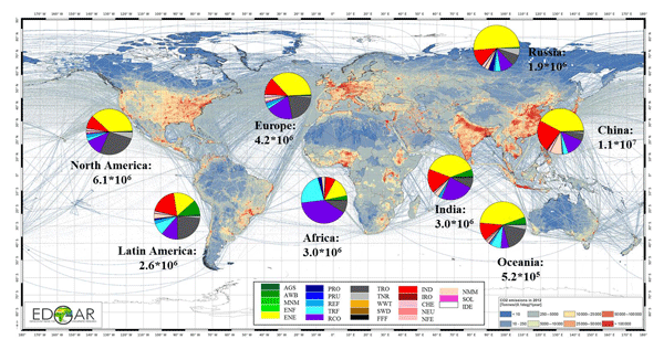 ACP - Relations - Inverse modelling of CH4 emissions for 2010–2011